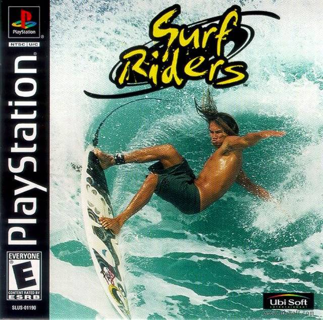 Surf Riders - PlayStation 1
