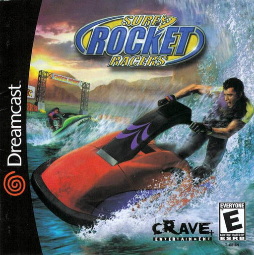 Surf Rocket Racers - Sega Dreamcast