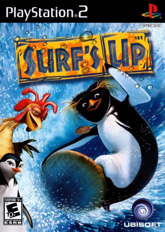 Surfs Up - PlayStation 2