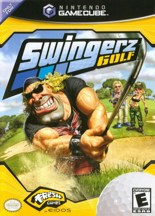 Swingerz Golf - Gamecube