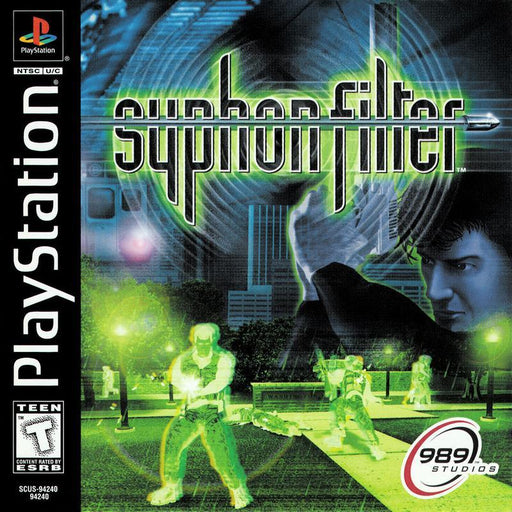 Syphon Filter - PlayStation 1