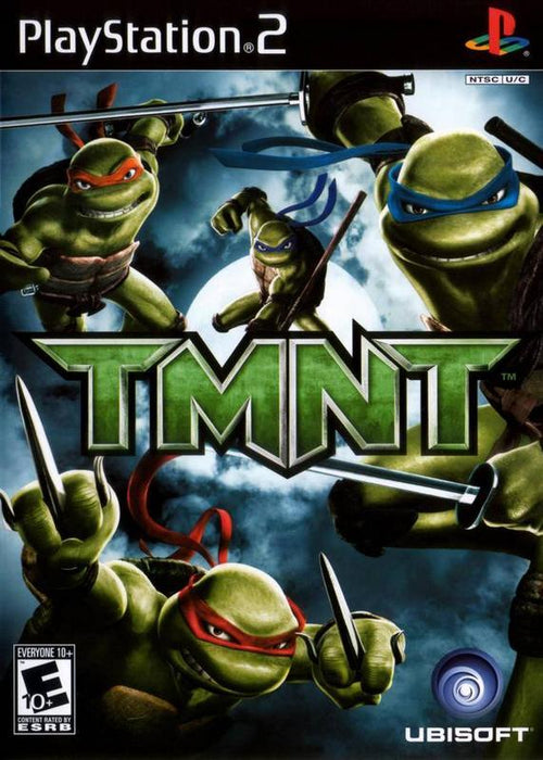 TMNT - PlayStation 2