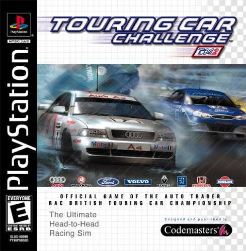 TOCA 2 Touring Car Challenge - PlayStation 1