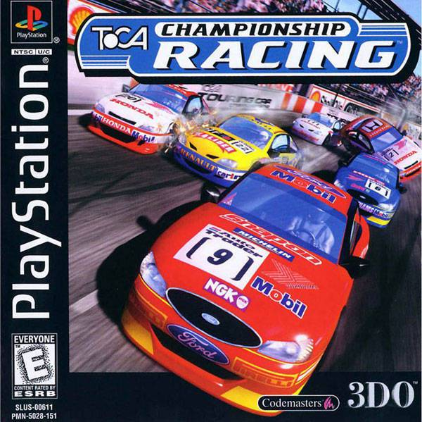 TOCA Championship Racing - PlayStation 1
