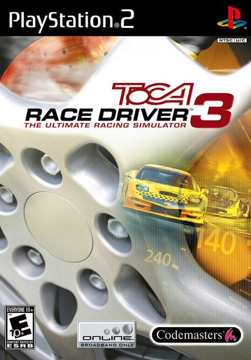 TOCA Race Driver 3 - PlayStation 2