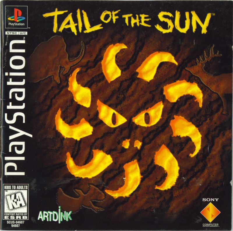Tail of the Sun - PlayStation 1