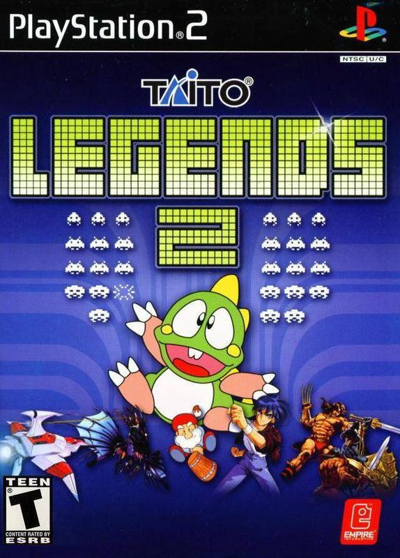 Taito Legends 2 - PlayStation 2