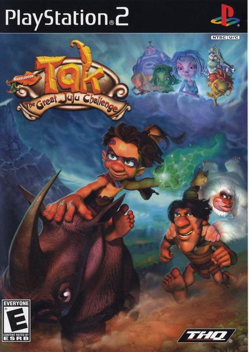 Tak The Great Juju Challenge - PlayStation 2