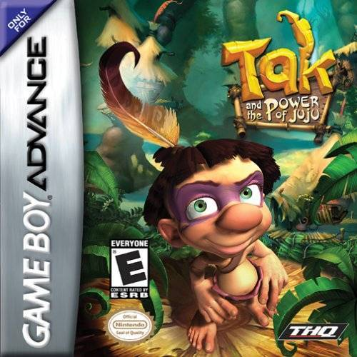 Tak and the Power of Juju - Game Boy Advance