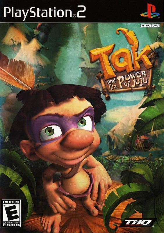Tak and the Power of Juju - PlayStation 2
