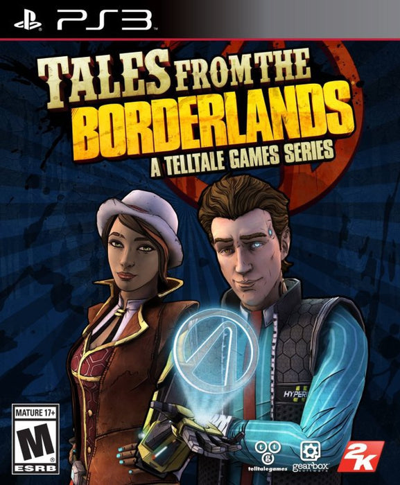 Tales from the Borderlands A Telltale Game Series - PlayStation 3