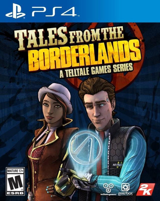 Tales from the Borderlands A Telltale Game Series - PlayStation 4