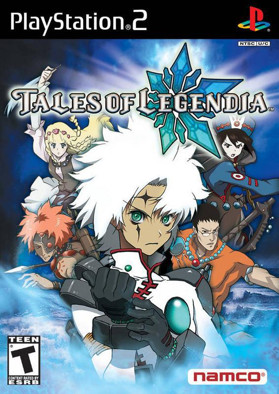 Tales of Legendia - PlayStation 2