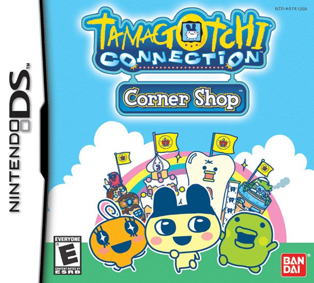Tamagotchi Connection Corner Shop - Nintendo DS
