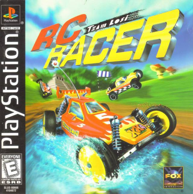 Team LOSI RC Racer - PlayStation 1