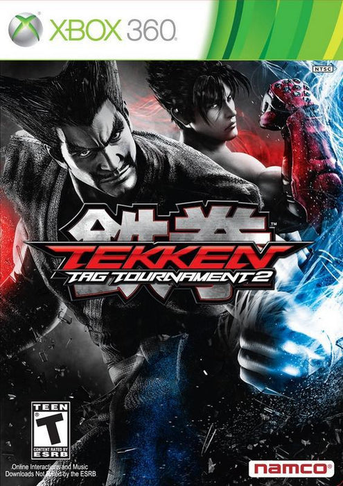 Tekken Tag Tournament 2 - Xbox 360
