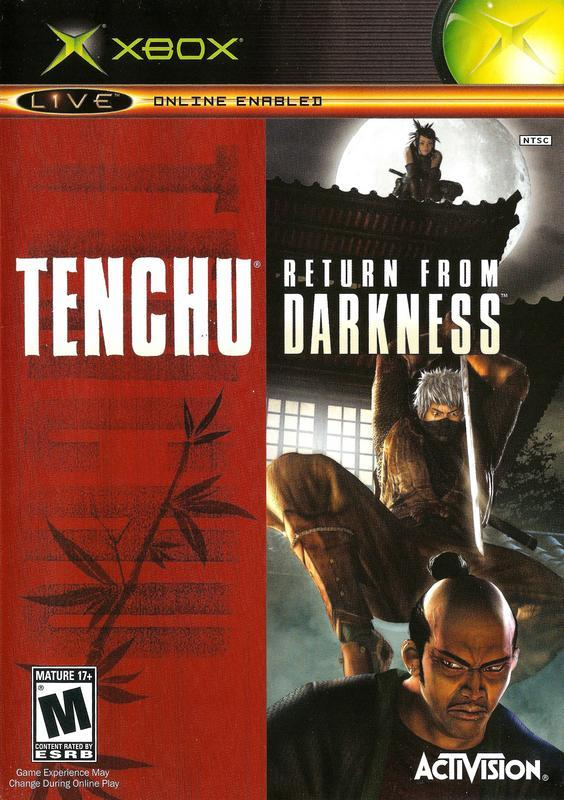 Tenchu Return from Darkness - Xbox