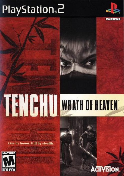 Tenchu Wrath of Heaven - PlayStation 2