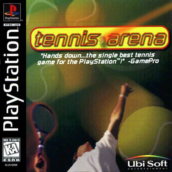 Tennis Arena - PlayStation 1