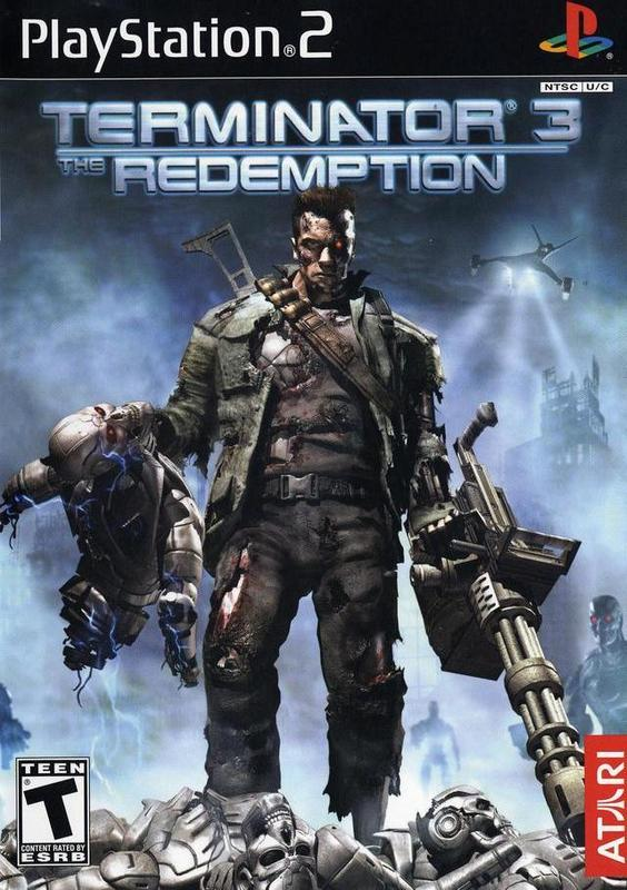 Terminator 3 The Redemption - PlayStation 2