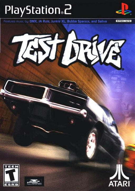 Test Drive - PlayStation 2