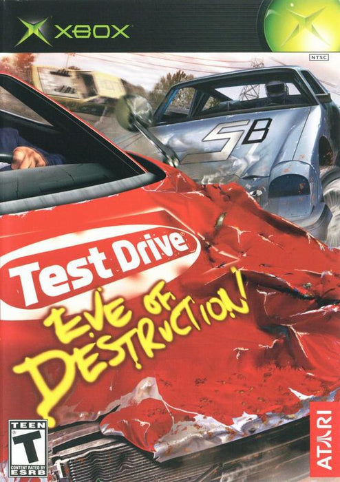Test Drive Eve of Destruction - Xbox