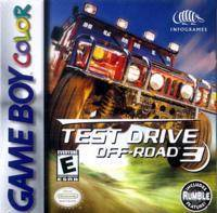 Test Drive Off-Road 3 - Game Boy Color