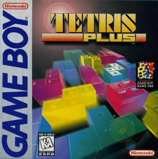 Tetris Plus - Game Boy