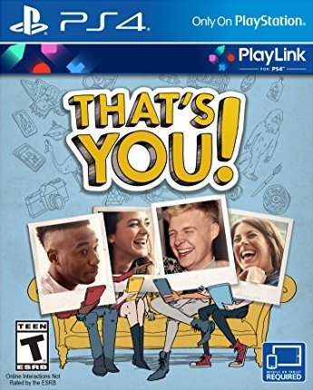 Thats You! - PlayStation 4