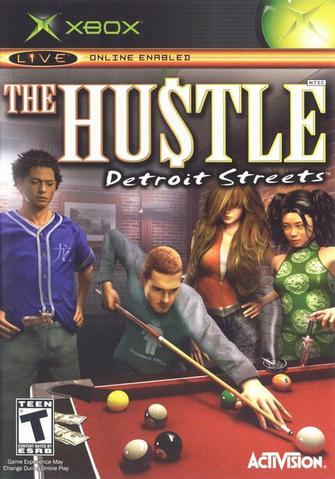 The Hustle Detroit Streets - Xbox