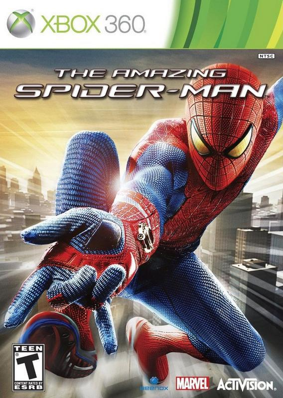 The Amazing Spider-Man - Xbox 360