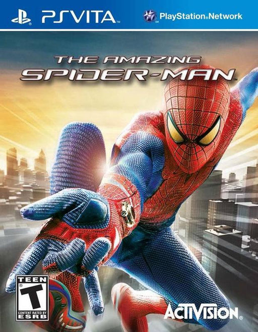 The Amazing Spider-Man - PlayStation Vita