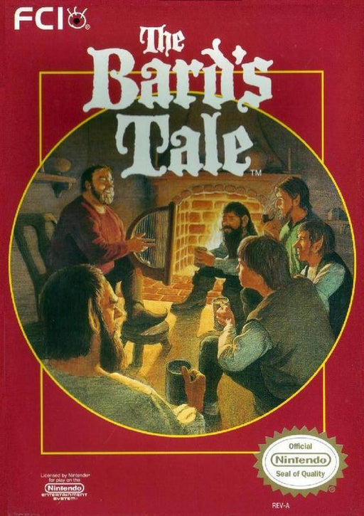 The Bards Tale - Nintendo Entertainment System