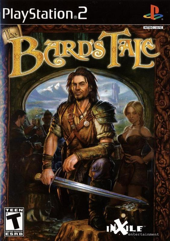 The Bards Tale - PlayStation 2