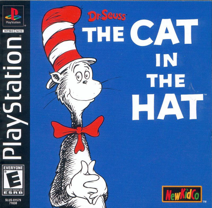 The Cat in the Hat - PlayStation 1