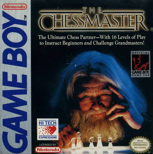 The Chessmaster - Game Boy