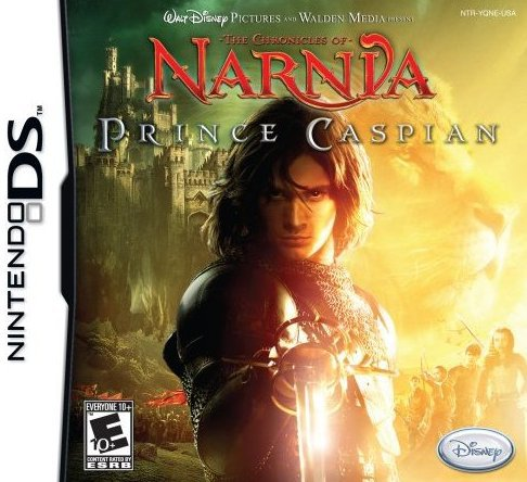 The Chronicles of Narnia Prince Caspian - Nintendo DS