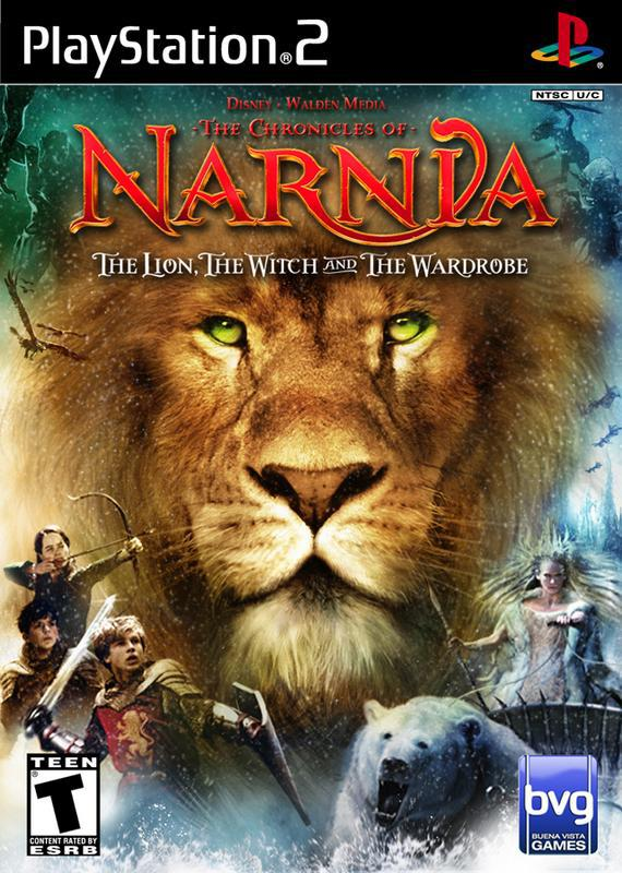 The Chronicles of Narnia The Lion The Witch and The Wardrobe - PlayStation 2