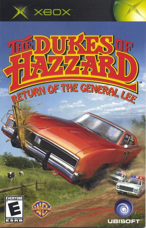The Dukes of Hazzard Return of the General Lee - Xbox
