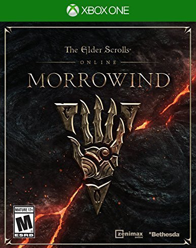 The Elder Scrolls Online Morrowind - Xbox One