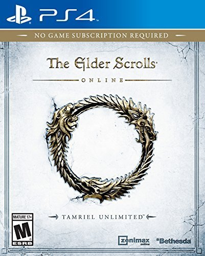 The Elder Scrolls Online Tamriel Unlimited - PlayStation 4
