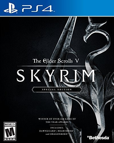 The Elder Scrolls V Skyrim Special Edition - PlayStation 4