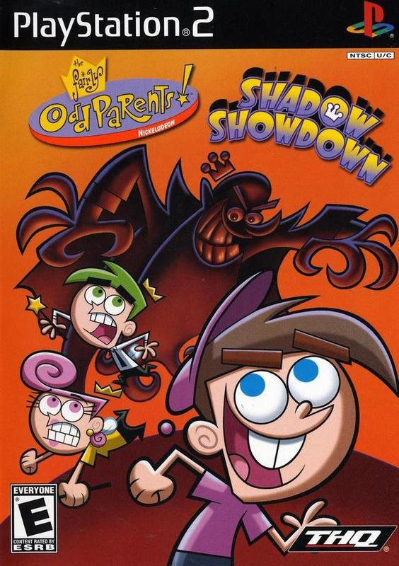 The Fairly OddParents Shadow Showdown - PlayStation 2