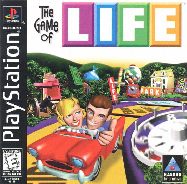 The Game of Life - PlayStation 1