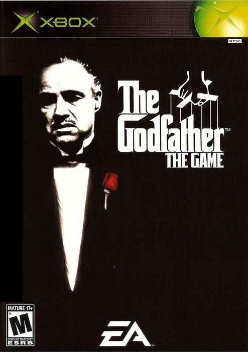 The Godfather The Game - Xbox
