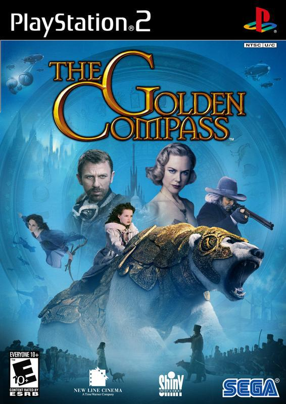 The Golden Compass - PlayStation 2