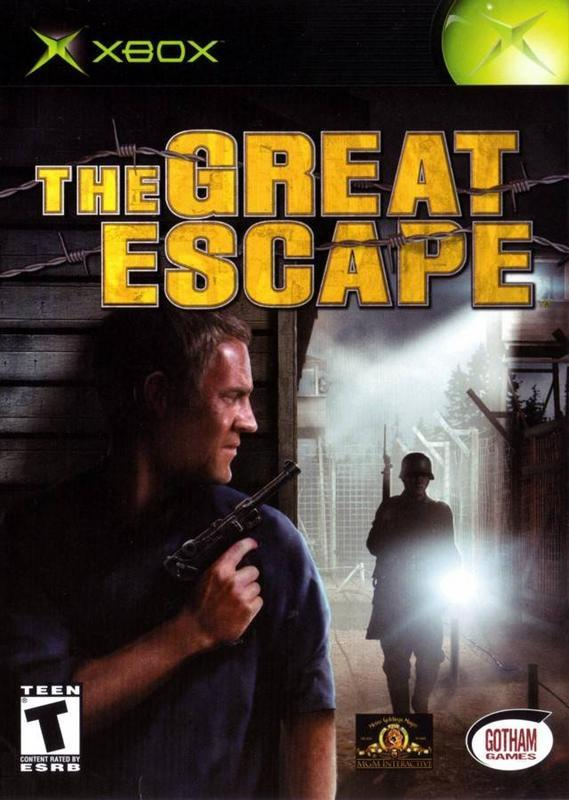 The Great Escape - Xbox