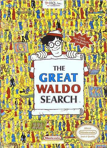 The Great Waldo Search - Nintendo Entertainment System