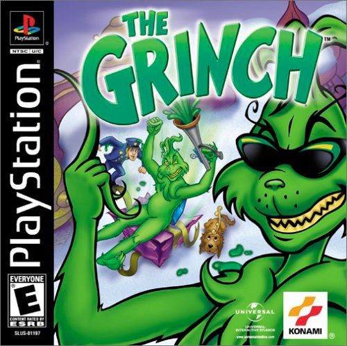 The Grinch - PlayStation 1