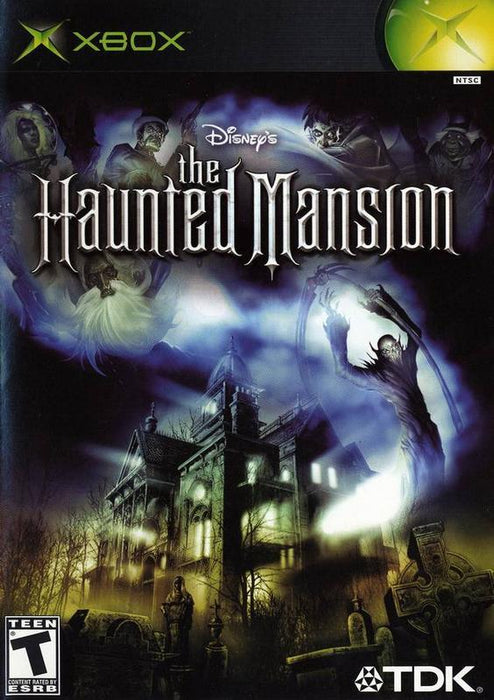 The Haunted Mansion - Xbox
